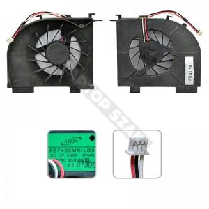 AB7405MX-LB3 (2 air out) hűtés, ventilátor