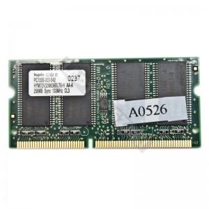 Hynix 256MB SD 133Mhz notebook memória