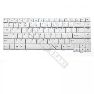 NSK-H360G, NSK-H3V1D angol fehér billentyűzet
