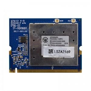 Atheros AR58MB5 mini PCI WIFI kártya