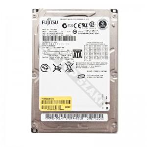 "Fujitsu MHV2100BH 100GB SATA 2,5"" használt laptop winchester"