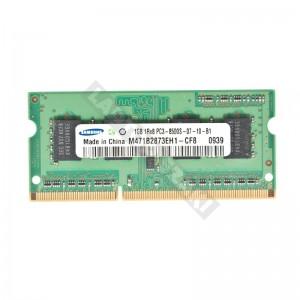 Samsung 1GB DDR3 1066MHz laptop memória (M471B2873EH1-CF8)