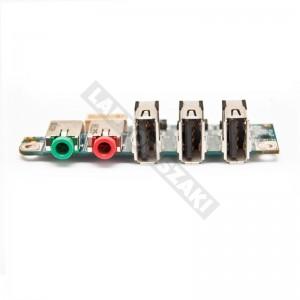 LS-3251P használt USB + audio panel