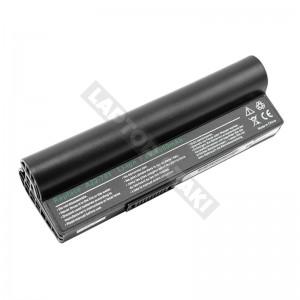 A22-700 7.4V 6600mAh 48Wh fekete, utángyártott új laptop akkumulátor